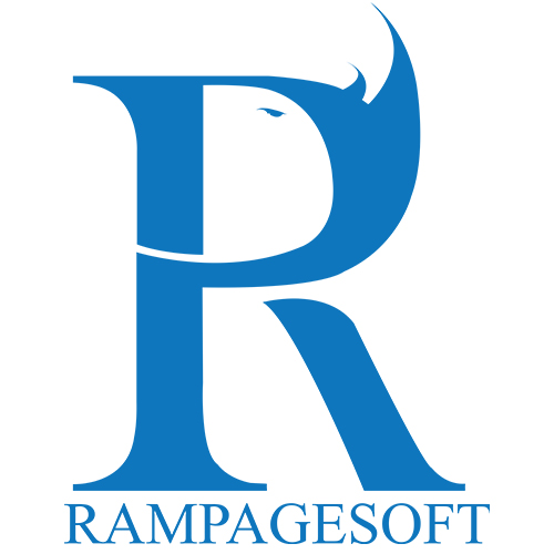 rampagesoft website design